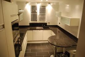 lumière sur la cuisine